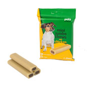 Pets at Home Mini Jumbones 4 pack