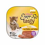 Ever So Tasty Alu Kitten Chicken and Turkey