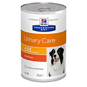 Hill's Prescription Diet c/d Canine 370g (Online Only)