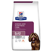 Hill's Prescription Diet b/d Canine (Online Only)