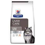 Hill's Prescription Diet l/d Feline 1.5kg (Online Only)
