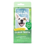 Tropiclean Fresh Breath Made Easy Clean Teeth Gel for Dogs
