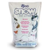 Igloo Snow Pet Litter 1.5kg (Online Only)