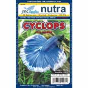 Nutra Frozen Cyclops Fish Food