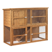 Tulip Cottage Hutch and Run