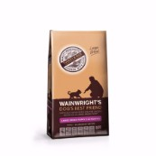 Wainwright's Large Breed Puppy Complete Food with Turkey and Rice