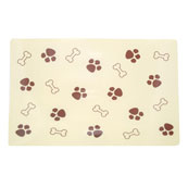 Bones and Paw Placemat