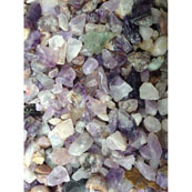 Love Fish Amethyst Gravel 2kg