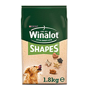 Winalot Shapes Biscuits for Dogs 2kg