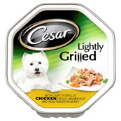 Cesar Lightly Grilled Chicken in Gravy 150g