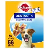 Pedigree Daily Denta Stix 56 Pack