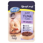 HiLife tempt me! Adult Just Tuna Flakes in Sauce 85g