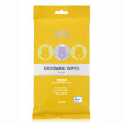 Grooming Wipes for Cats with Byotrol
