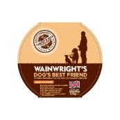 Wainwright's Adult Dog Food Tray with Turkey and Rice 125g