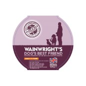 Wainwright's Adult Dog Food Tray with Duck and Rice 125g