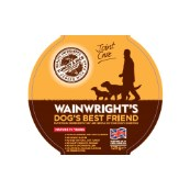 Wainwright's Mature Dog Food Tray with Turkey and Rice 125g
