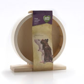 Large Wooden Wheel by Pets at Home
