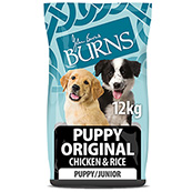 Burns Original Chicken Puppy Food 12kg