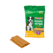Puppy Chicken Strips 120g
