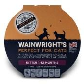 Wainwright's Kitten Turkey With Vegetables Pate 90g