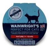 Wainwright's Senior Cat Salmon With Vegetable Pate 90g