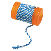 Spool and String Cat Toy