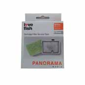 Love Fish Panorama Service kit 40l 1 Month