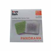 Love Fish Panorama Service Kit 64l 3 Month