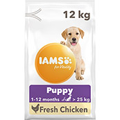 Iams ProActive Health Puppy/Junior Large Breed 12kg