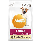 Iams ProActive Health Dog Senior/Mature Chicken 12kg