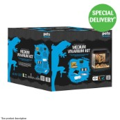 Vivarium Kit Medium (In Store Only)