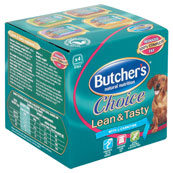 Butchers Lean and Tasty Weight Control Trays 4 x 150g
