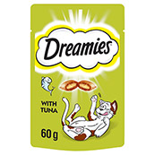 Dreamies Tuna 60g