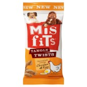 Misfits Tangly Twists Chicken and Egg