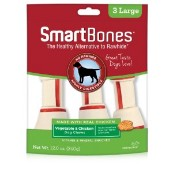 SmartBone Vegetable and Chicken Large Chews 3 Pack