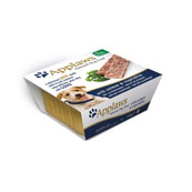 Applaws Dog Pate Salmon with Vegetables 150g