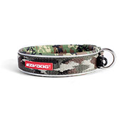 Green Camouflage Dog Collar Extra Large by Ezydog (Online Only)
