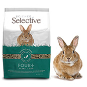 Selective Rabbit 4+ 1.5kg (Online Only)