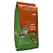 Rat and Mouse Muesli  1kg