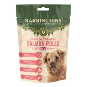 Harringtons Salmon Rolls 160g (Online Only)