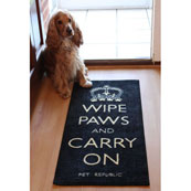 Wipe Paws and Carry On Mat  (Online Only)