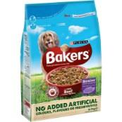 Bakers Complete Senior Beef and Rice 2.7kg