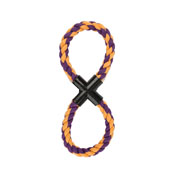 Figure 8 Rope Dog Toyby Ruff and Tuff