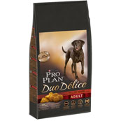 PRO PLAN Duo Delice Adult Dog Beef and Rice