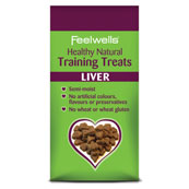 Feelwells Healthy Natural Training Liver Treats