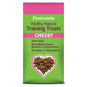 Feelwells Healthy Natural Training Cheese Treats