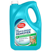 Simple Solution Stain and Odour Remover For Cats 4 Litre (Online Only)