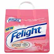 Bob Martin Felight Cat Litter 10 Litre (Online Only)
