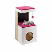 Diablo Luxury Cat Furniture  (Online Only)