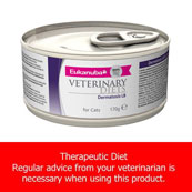 Eukanuba Veterinary Diet Dermatosis LB Wet for Cats 170g (Online Only)